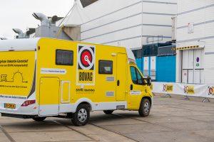BOVAG en NKC testparcours voor campers op de Kampeer & Caravan Jaarbeurs
