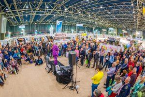Hal(f) 12 Prijzenfestival op de Kampeer & Caravan Jaarbeurs