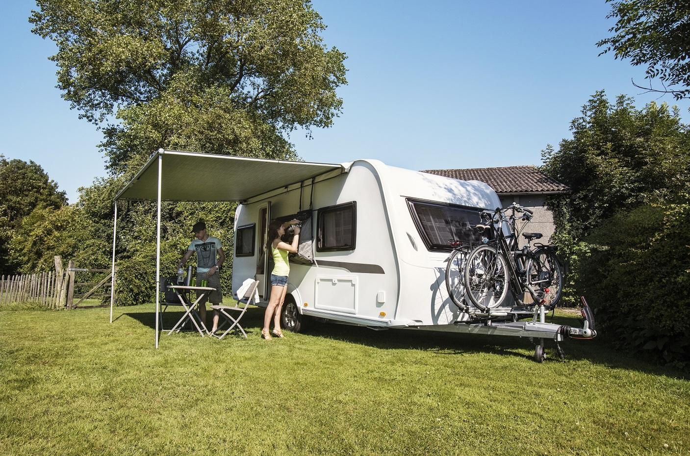 Thule luifels voor kampeerauto's en caravans